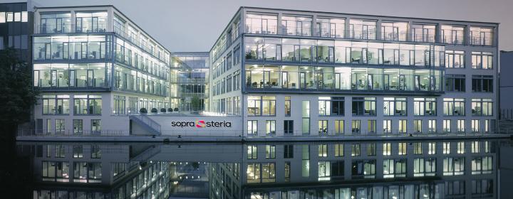 Sopra Steria building Hamburg