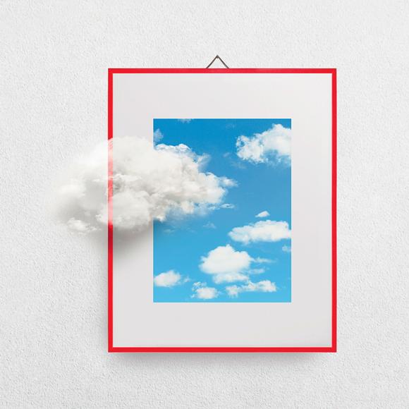 Wolken Bild