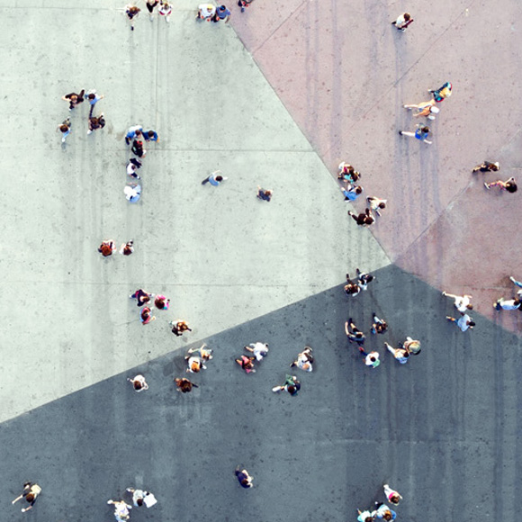 Menschen von oben, SAP PublicSector