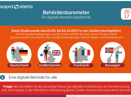 Infografik Digital Government Barometer 2017 440x325