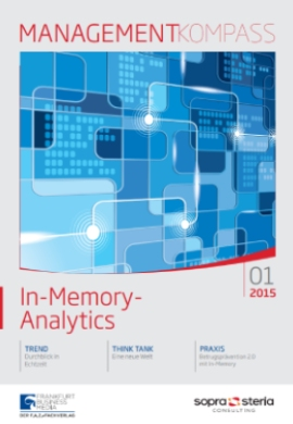 Cover Expose ManagementKompass In-Memory-Analytics 2015