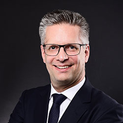 Martin Stolberg, Business Unit Director Banking
