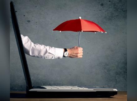Deckblatt Managementkompass Unternehmen schützen, Risiken minimieren