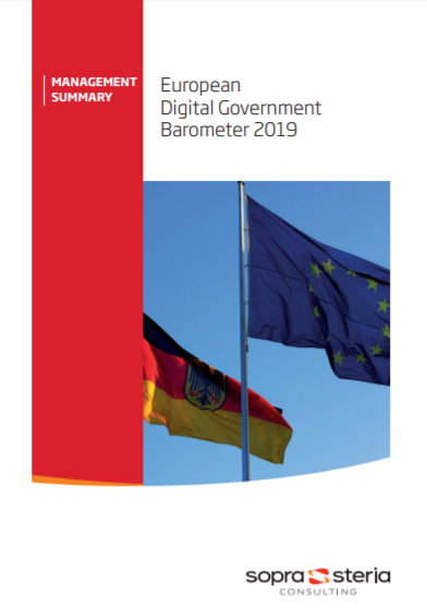 Digital Government Barometer 2019 Management Summary